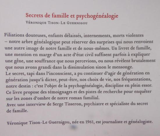 Secrets de famille b