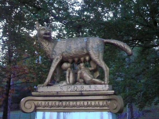 5-La Louve symbole de Rome