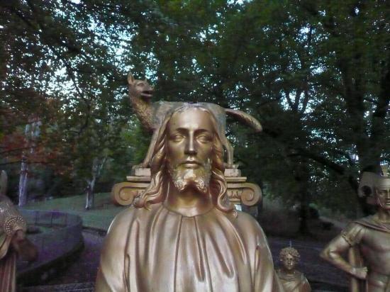 8-Visage paisible de Jésus
