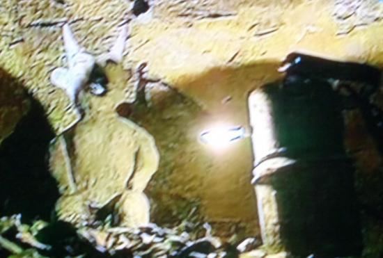 ANDES  divinité maître de la mine