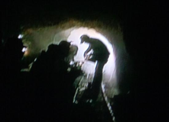 ANDES Mineurs préparatifs rites