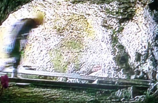 ANDES  rail de la mine