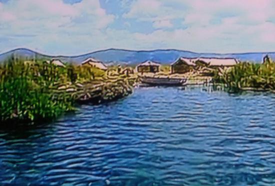 PEROU habitat lacustre