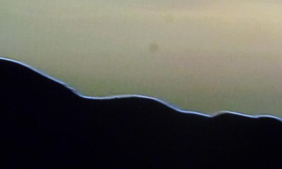 Andes crepuscule